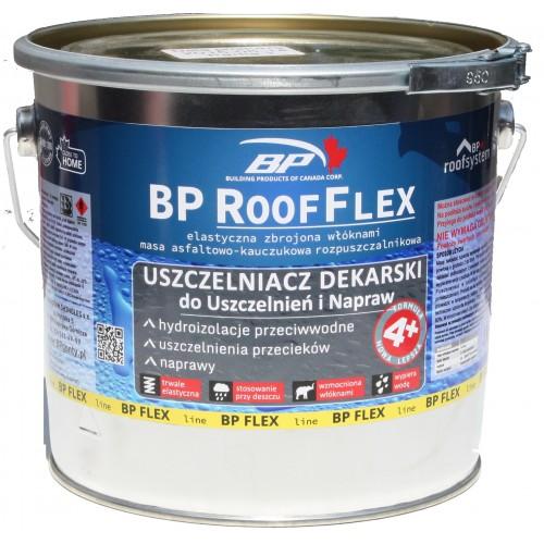 BP RoofFLEX - Uszczelniacz Dekarski 3 kg wiadro