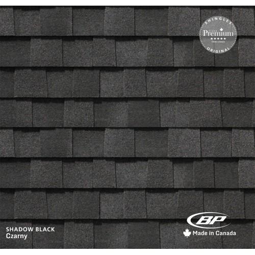 Gont Bitumiczny BP EVEREST 42 HD - Cobalt Black [CZARNY]