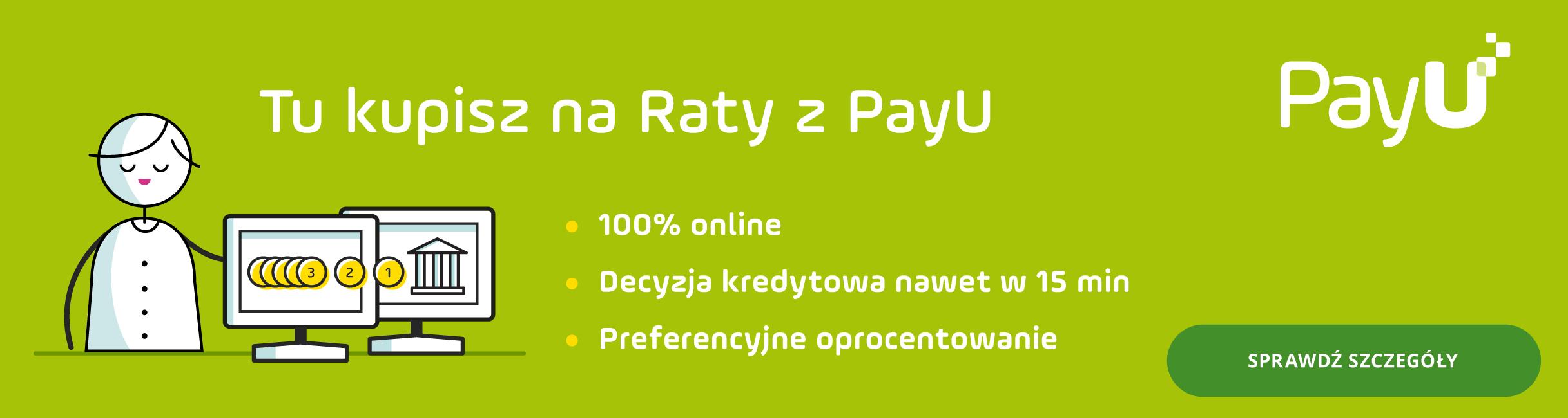 raty PAYU - BP online